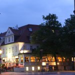 Das Residenz-Cafe am Grünen Markt