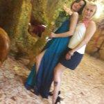 День рождения в пещере Кахети ))