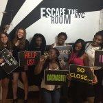 Foto de Escape the Room NYC