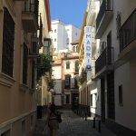 Photo de Hotel Madrid de Sevilla