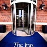The Inn Entrance
