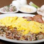 Gotta love the Breakfast Skillet!