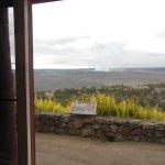 Window view near the lounge