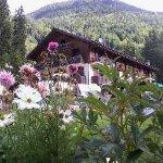la montagne, le lac, un grand chalet familial, un bonheur tout simple