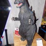 7ft Godzilla