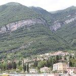 Crusing Lake Como