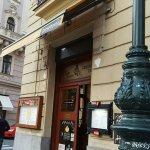 Best steak restaurant in Prague.