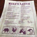 Kokee Lodge Restaurant - Great Stop!