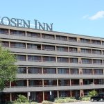 Exterior of Rosen Inn International
