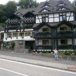 Hotel Burgfrieden Foto