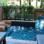 Pool-Access