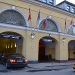 Solo Sokos Hotel Palace Bridge Foto