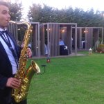 Private dinner - Gazebo - Live saxophone