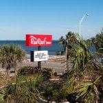 Photo de Red Roof Inn Galveston - Beachfront/Convention Center