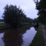 Canal path to Whitchurch