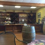 Wonderful winery of local wines. Very friendly
