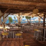 Blue Island Παραλιακό Καφέ Μπάρ