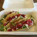 Chicken Tacos with Strawberry Salsa, Radical Garden, Timmins ON
