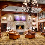 Grand Canyon Railway Hotel Lobby