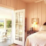 Landmark historic rooms overlooking estate vineyards
