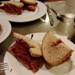 Corned Beef & Pastrami on Rye