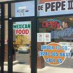 Lunch at Los mandjares De Pepe