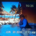 Staff allowed my mom use a Beach Suite plunge pool that was not being rented.