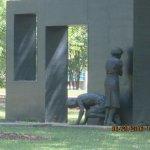 Park across from 16th Street Baptist Church, Birmingham, Alabama