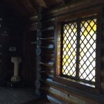 Other beautiful windows in this very small space