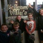 Happy kids at kokonut Willys
