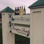 Winery Entrance