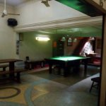 Pool Table area