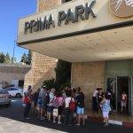 Prima Park Hotel Jerusalem Foto