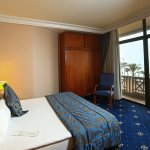 Executive Suites Sea View Rooms