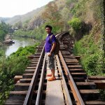Tham Kra Sae Bridge Foto