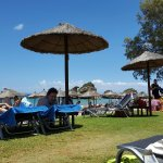 Porto Azzuro is nearby and a real gem!