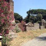 Pompeii ruins, nearby