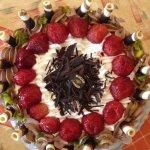 rendelt torta