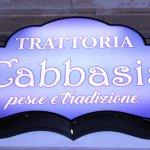 Foto de Ristorante I Cabbasisi