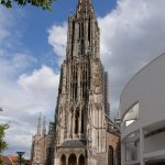 Ulmer Münster Foto