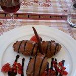 Bon acceuil et service.dejeuner en terrasse formule repas a 11€40 Plats tres bons.a recommander.