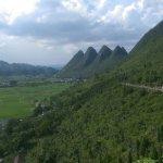 Foto de Wanfenglin Scenic Area