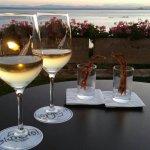 Raspa and Wine