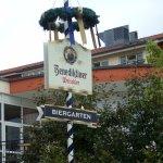 Biergarten The Monarch Bad Goegging Munich