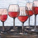 Glass of Chianti