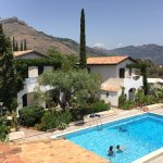 Location ideale, struttura curata, giardino mediterraneo paradisiaco ...
