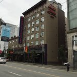 Howard Johnson Hotel Vancouver Downtown Foto