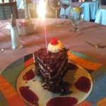 Black Forest birthday cake for me.