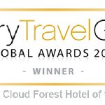 Luxury Cloud Forest Hotel of the Year 2016