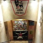 Fotografie: Lion & Ball